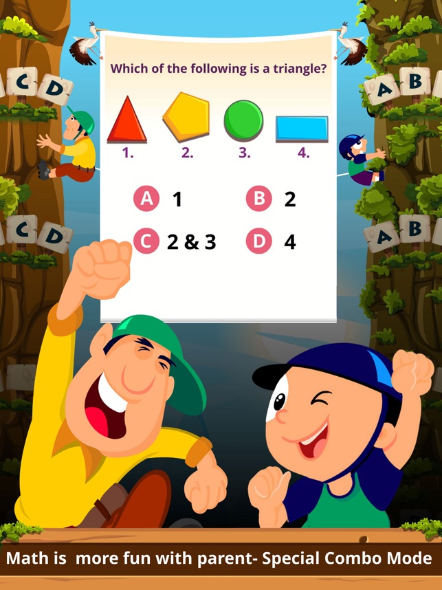 Math Games for kids - Mathaly on the App Store