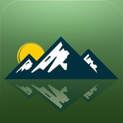 Travel Altimeter GPS Altitude Map Elevation On The App Store - Altimeter map