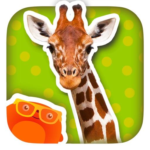 Kid Safe Flashcards - Animals