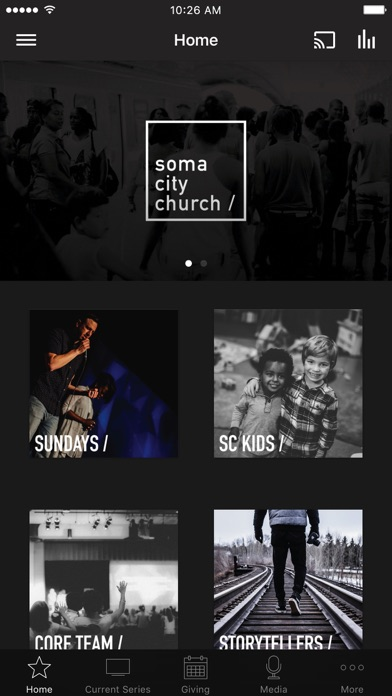 Soma City Church screenshot 1