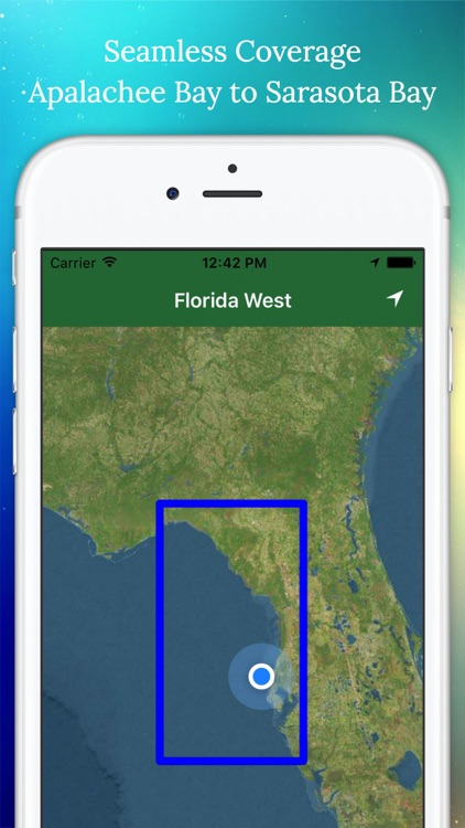 Marine Charts Offline: Florida West Coast