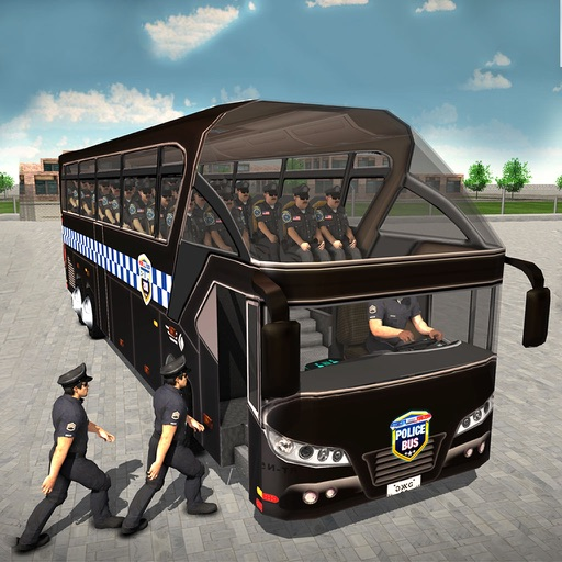 Police Bus Simulator: NYPD Police transport Game | Apps | 148Apps