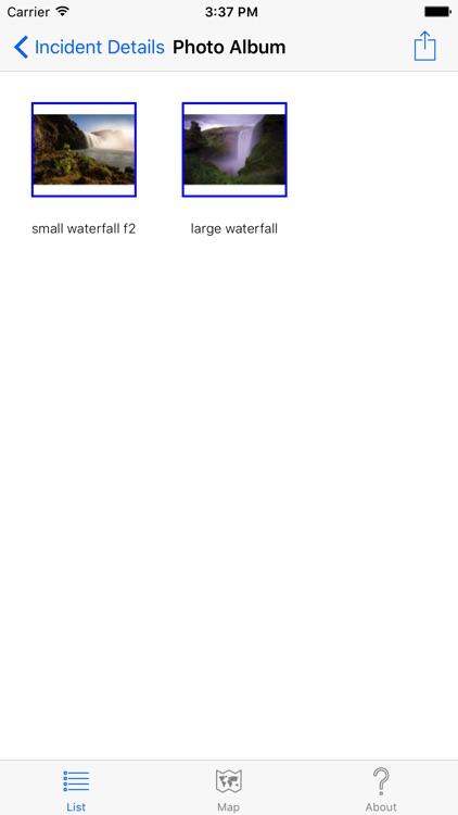 Incidents screenshot-4