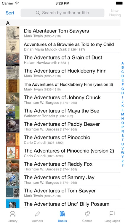Audiobooks for Children screenshot-1