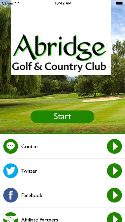 Abridge Golf Course & Country Club