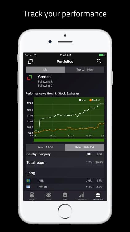 Stonder - Stock Market Tender screenshot-3