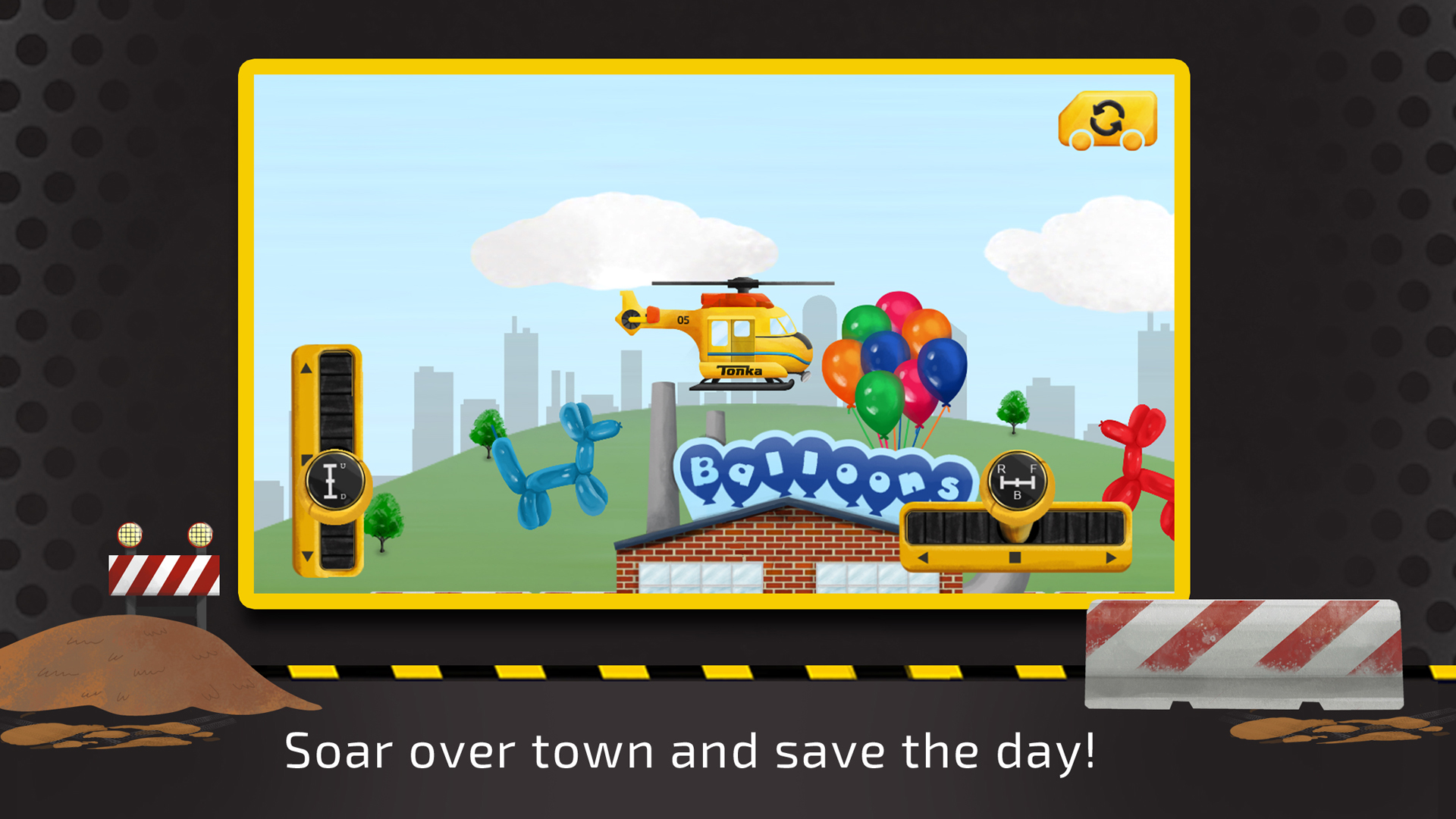 Tonka: Trucks Around Town screenshot 13