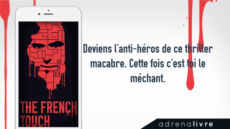 The French Touch Livre Interactif Adrenalivre By Adrenalivre