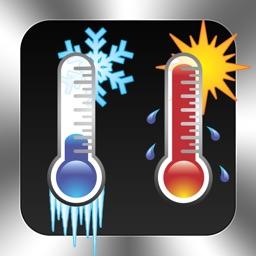 HVAC Refrigerant PT – Air Conditioning Pressure