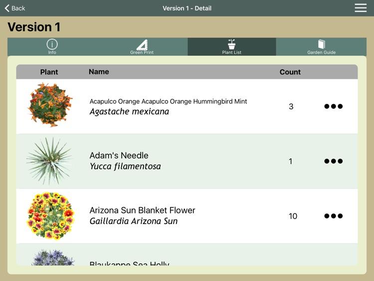 Garden GreenPrint screenshot-4