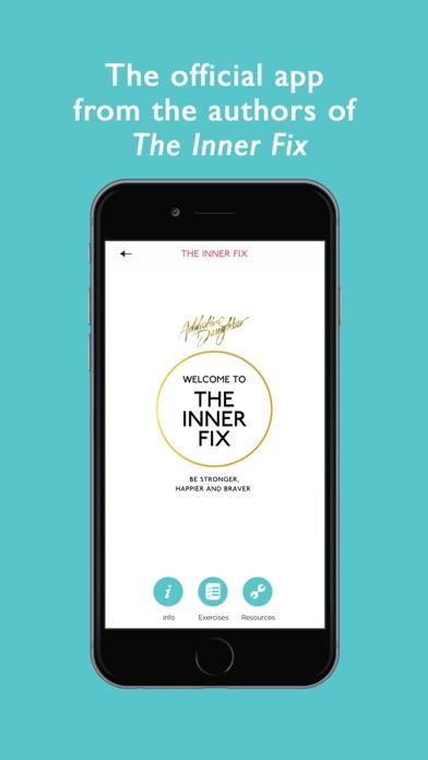 The Inner Fix: Be Stronger, Happier and Braver Screenshot