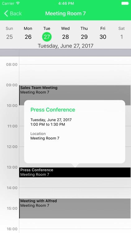 Check - Calendar viewer screenshot-3