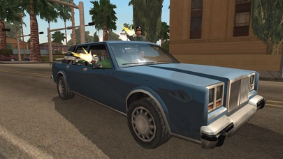 Screenshot for Grand Theft Auto: San Andreas in Germany App Store