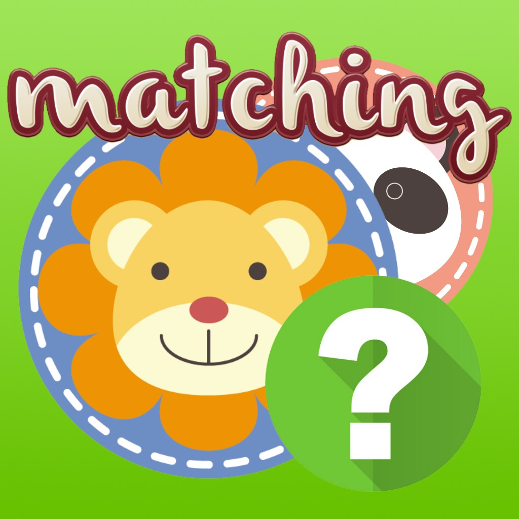 Animals Face Cards Matching Easy Fun Games hack