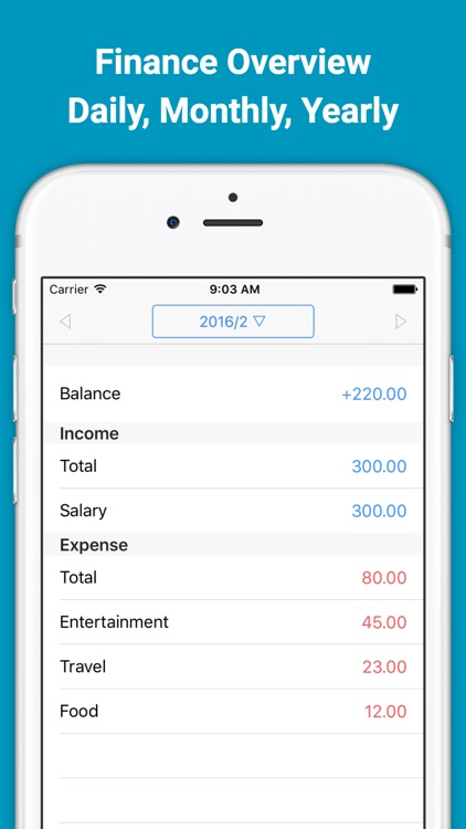 Zeny - Personal Income and Expense Tracker screenshot-3