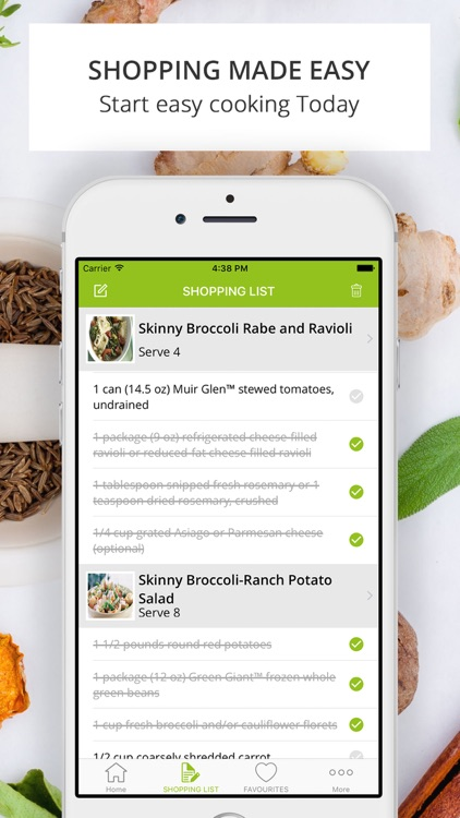 Delicious Vegetarian Recipes | Veggie Meals Plans screenshot-4