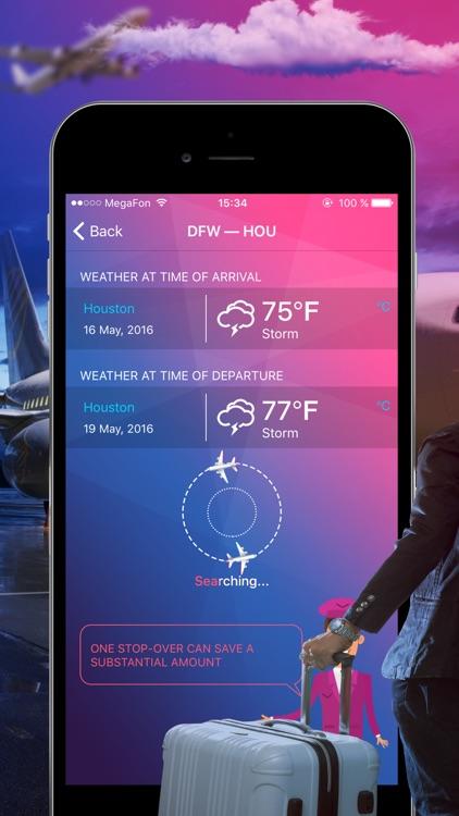 Last Minute Flights – Find Cheap Air Tickets screenshot-4