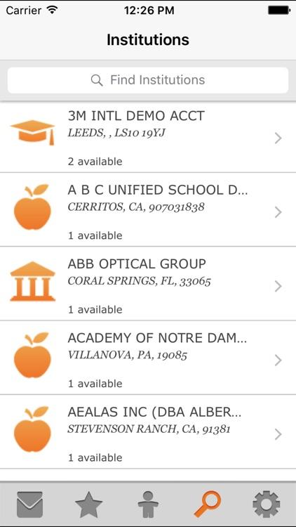 Blackboard MyConnect screenshot-4