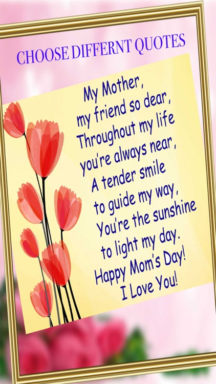 Mother's Day Cards & Quotes