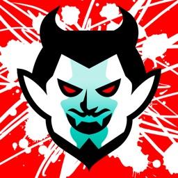 AKUMA大戦 -悪魔を合体召喚して魔王を育成する放置ゲーム-