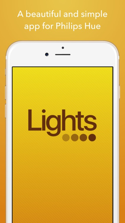 Lights for Philips Hue screenshot-4