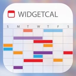 WidgetCal(Calendar/Reminders/Emoji Sticker Widget)