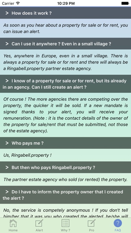 Ringabell.property screenshot-3