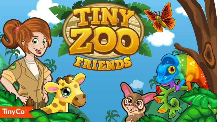 Tiny Zoo Friends screenshot-0
