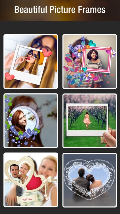 Photo Collage Creator - Pic Frames, Picture Editor