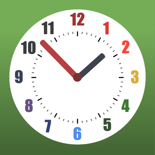 Tic Toc Time - Learn to Tell the time | Top Best Apps For ...