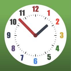 Stell Die Uhr Uhr Lesen Lernen Im App Store