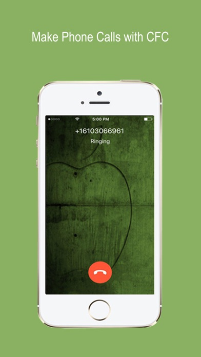 Phone Calls and SMS with CFCのスクリーンショット1