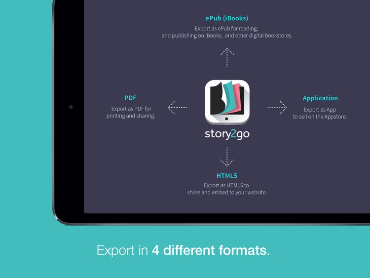 Story2Go Interactive Book Creator screenshot-2