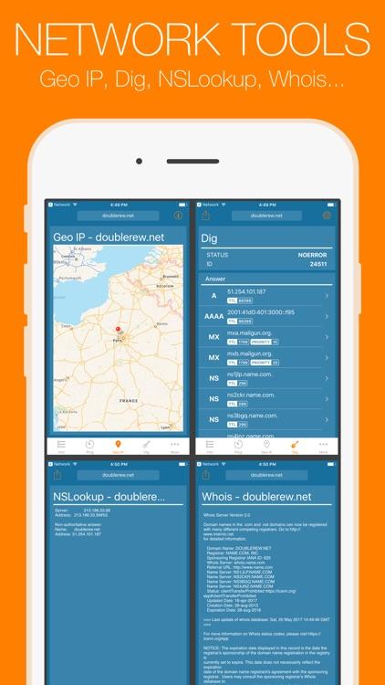 Network Utility Pro screenshot-3