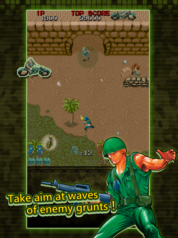Wolf of the Battlefield : Commando MOBILE screenshot 6