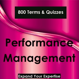 Performance Management Exam Review: 800 Flashcards