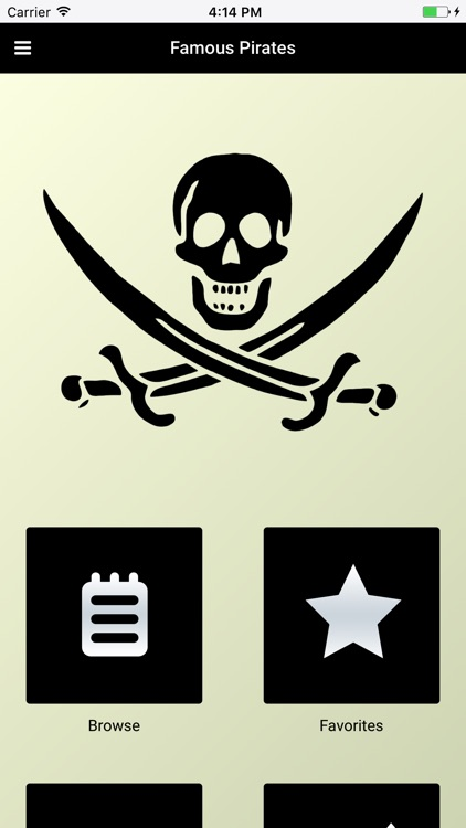 Famous Pirates: Scoundrels of the Sea screenshot-0