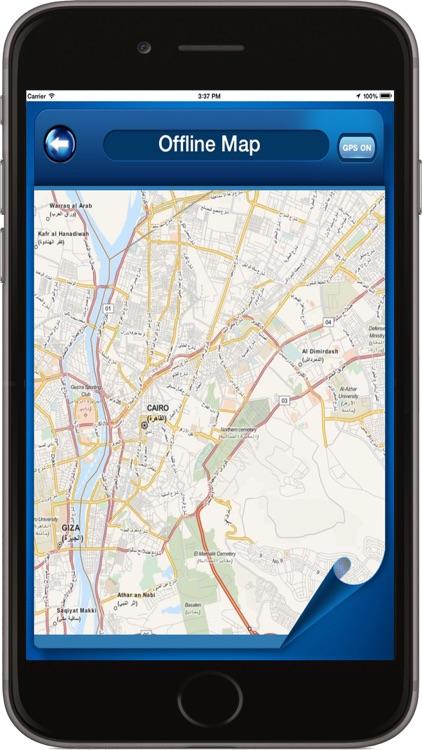 Hamilton New Zealand Offline Maps Navigator