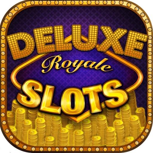 Deluxe Royale Slots - Vegas Casino Slots