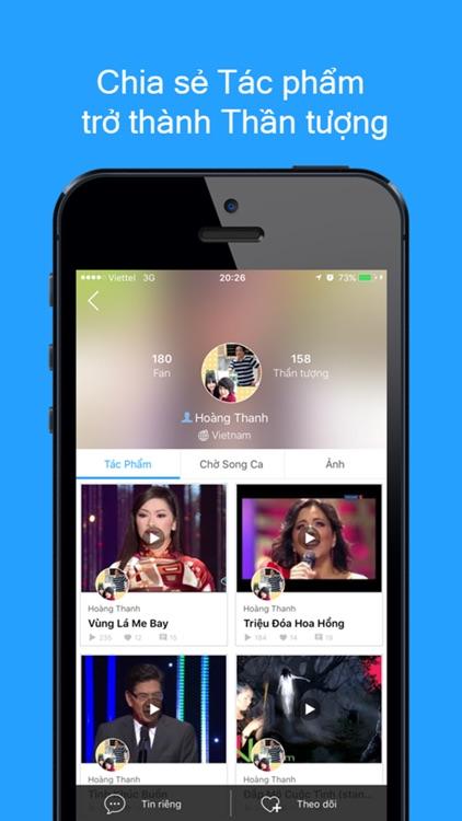 iKara - Hát Karaoke Online Hay screenshot-3