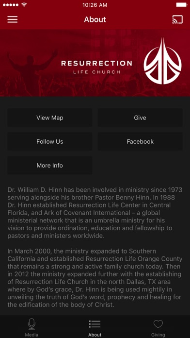 Resurrection Life Center screenshot 2