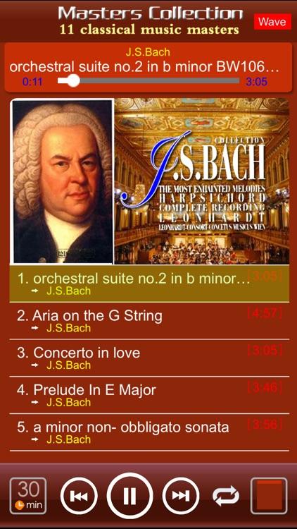 [ Listen master ] 11 master of classical music screenshot-3