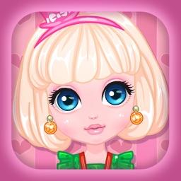 Beauty Girl Games:Little Princess Fashion Salon &
