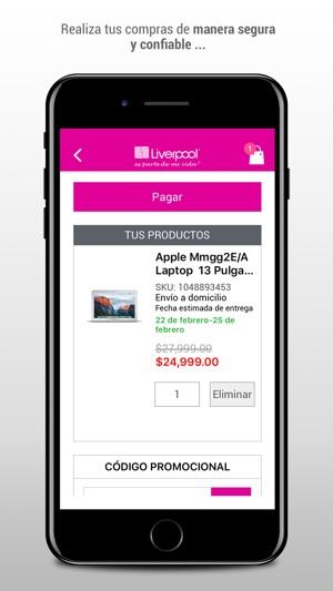 liverpool m xico en app store. Black Bedroom Furniture Sets. Home Design Ideas