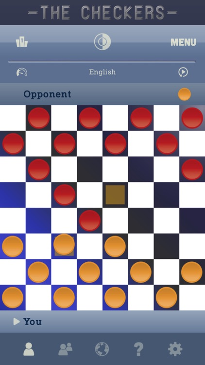 The Checkers - Classic Game screenshot-3