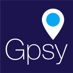 Gpsy: Share your favorite spots only with friends