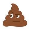 Poo Emoji 1 : かわいいアニメフープ絵文字ステッカー