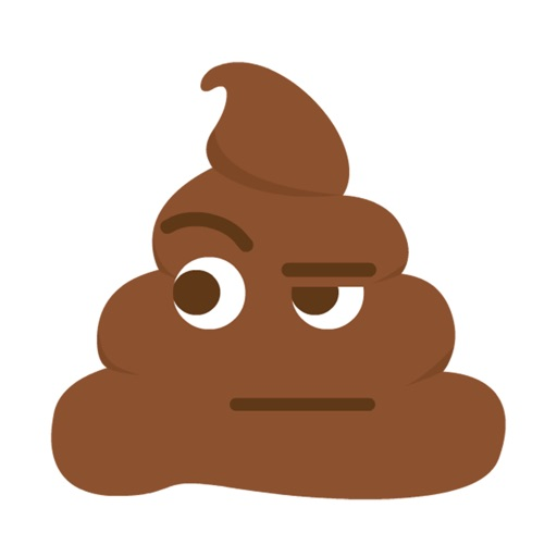 Poo Emoji : Cute Animated Poop Emoji Stickers