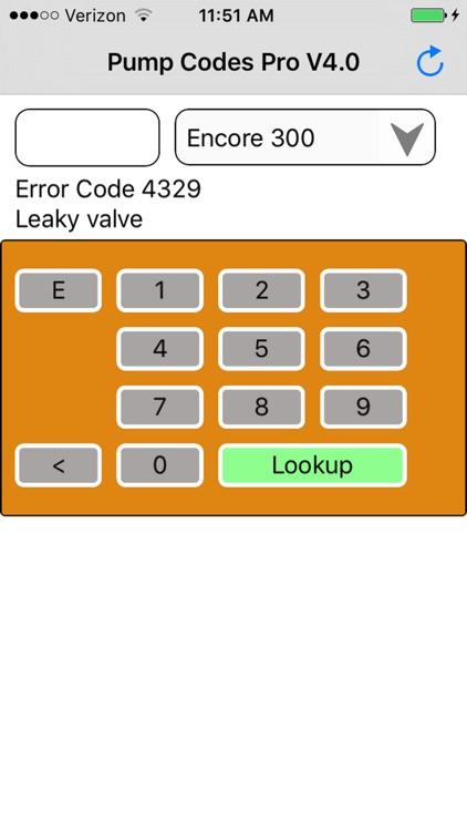 Pump Codes PRO V4.0 screenshot-4