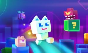 Super Phantom Cat - Be a jumping bro.